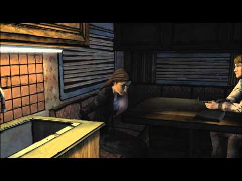 The Walking Dead Walkthrough - Episode 3: Alternate Choices - NOT Abandoning Lilly (Part 11)