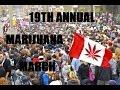 Marijuana March 2017 Toronto!!