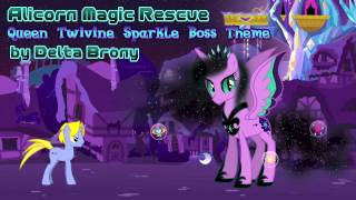 Alicorn Magic Rescue (Queen Twivine Sparkle Boss Theme)