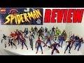 Review Coleção Spider-man Animated ToyBiz - Aranha e seus amigos