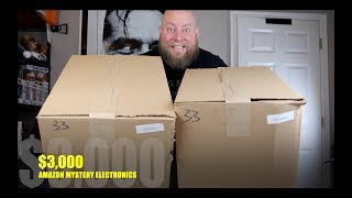 Video I bought a $3,130 Amazon Customer Returns Electronics Pallet / Mystery Boxes + HIGH END SAMSUNG MP3, 3GP, MP4, WEBM, AVI, FLV Maret 2019