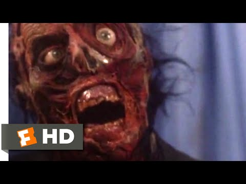 Return Of The Living Dead Part II (1988) - Torso Of The Damned Scene (7/10) | Movieclips