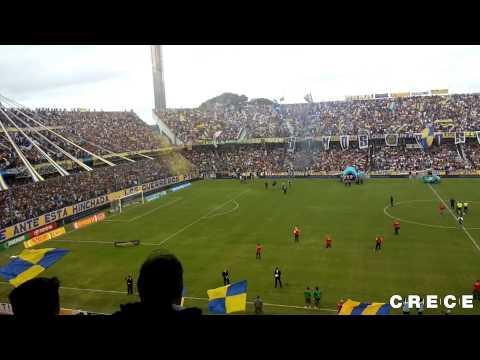 Recibimiento. Central 2 - Boca 1. Torneo Final 2014