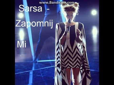 Tekst piosenki Sarsa Markiewicz - Zapomnij Mi po polsku