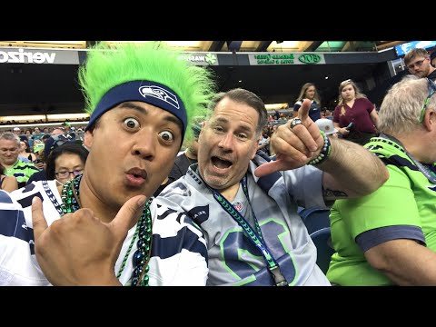 Fan Reaction: Seahawks vs Colts play by play pt 4