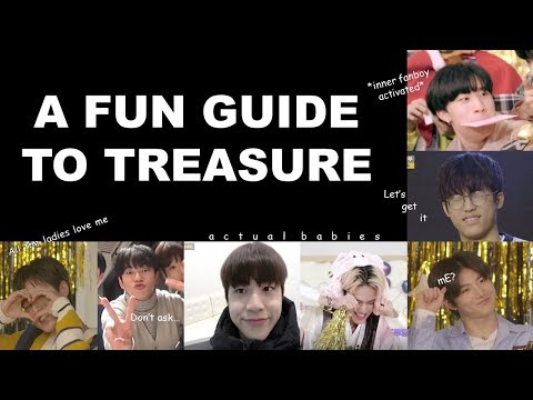 A Fun Guide To Treasure 13 (pt. 1: Treasure)