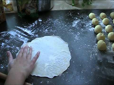 Anleitung und Rezept - Türkische Süßspeise Baklava 2