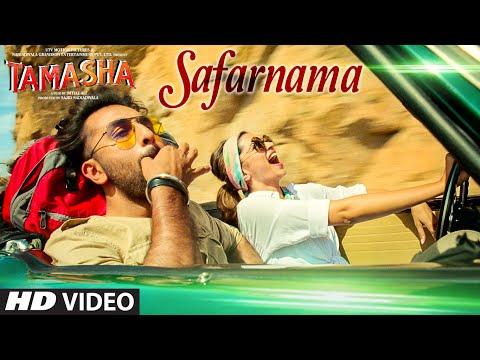 """Safarnama"" Video Song | Tamasha | Ranbir Kapoor, Deepika Padukone | T-Series"