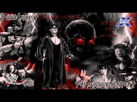 Undertaker Theme (24th) Rest In Peace With Ain´t No Grave Intro (†Pure & Natural†)