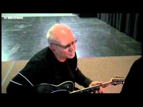 Reeves Gabrels creates a second vibrato TonePrint