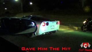 13' GT500 Vs Corvette GrandSport