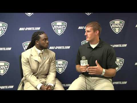 Jahleel Addae Interview 9/12/2012 video.