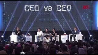 Video CEO Vs CEO: CT Hadapi Pendiri Go-Jek, BukaLapak Hingga Dian Sastro MP3, 3GP, MP4, WEBM, AVI, FLV Desember 2018