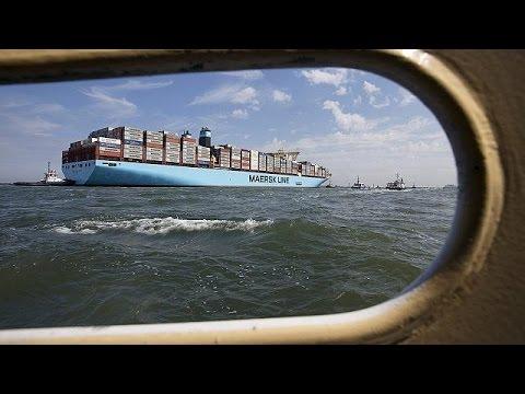 Ζημιές $2,5 δισεκατομμυρίων για τη Moller-Maersk – corporate