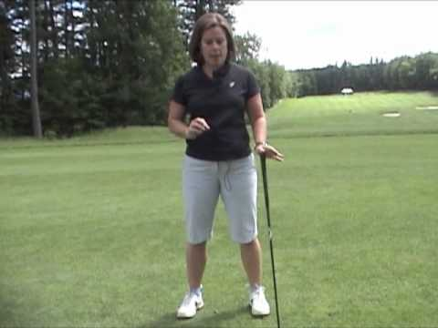 Ladies Golf Tips: Golf Swing Faults &amp; How To Correct Them