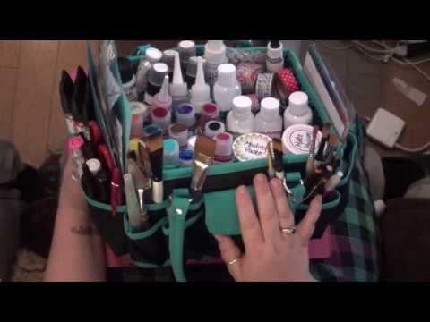 0 Creating on the Couch Ep.3 + Travel Journal Kit