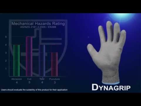 Dynagrip Glove Pro-val