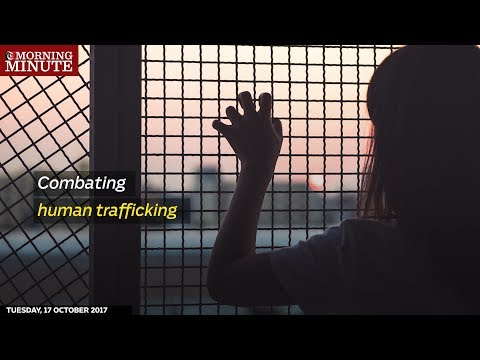 The National Committee for Combating Human Trafficking has launched a nationwide campaign