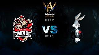 Team Empire & SexyAsF, Adrenaline Cyber League, bo3, game 1 [Maelstorm & Jam]