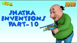 Video Doctor Jhatka Invention - Part 10 - Motu Patlu Compilation As seen on Nickelodeon MP3, 3GP, MP4, WEBM, AVI, FLV Januari 2018
