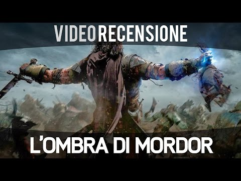 La Terra di Mezzo: L'ombra di Mordor – Video Recensione – Gameplay ITA HD