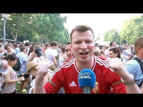 Ουγγαρία: Ντελίριο ενθουσιασμού για την πρόκριση στους «16»
