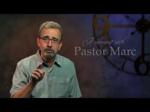 "A Moment with Pastor Marc #3<br /><strong>""Your Mind As A Garden""</strong>"