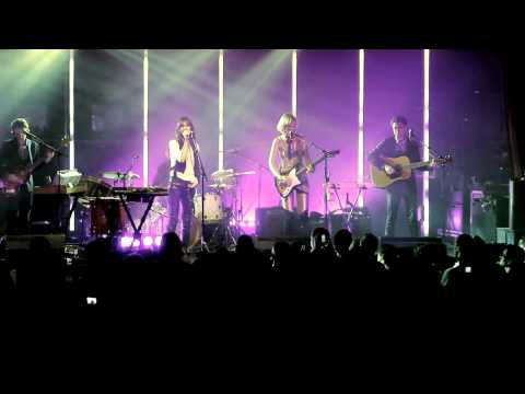 Charlotte Gainsbourg - The Songs That We Sing (Live)