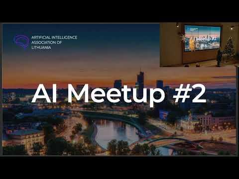 Artificial Intelligence Meetup #2 Video