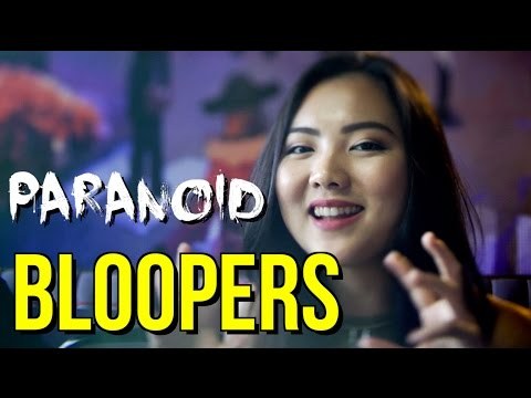 PARANOID (BLOOPERS)