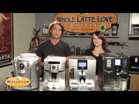 What is a Super Automatic Espresso Machine?