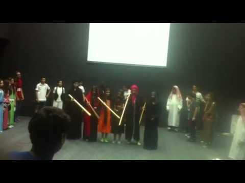 El Alsson School- Grade 7 2013- dayman ma3 ba3d- Egyptian d (видео)