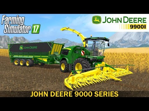 John Deere 9000 v1.0