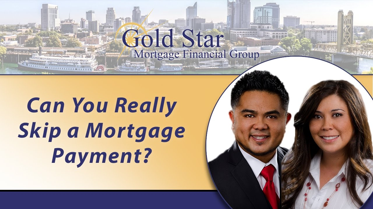 The Truth Behind the 'Skipped' Mortgage Payment