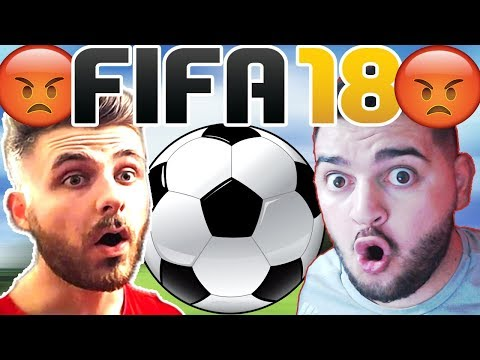 IRAPHAHELL SE ENERVEAZA SI STERGE FIFA 18 DIN PC :( !