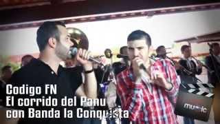 Download Lagu El Panu (En Vivo Con Banda) - Codigo FN con Banda La Conquista *Video En Vivo [EPICENTER BASS] Mp3
