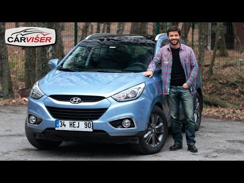 Hyundai ix35 1.6 AT Test Sürüşü – Review (English subtitled)