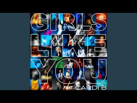 maroon 5 girls like you ft cardi b mp3