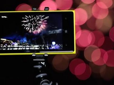 CNET How To – Take photos of fireworks