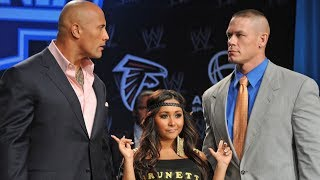 Video When John Cena and Dwayne Johnson Go Out in Public MP3, 3GP, MP4, WEBM, AVI, FLV September 2018