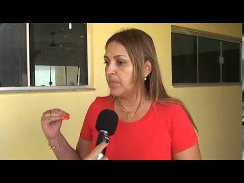 Secretária Adjunta da SEDUC vistoria obra da Escola Estadual Parecis para início das aulas