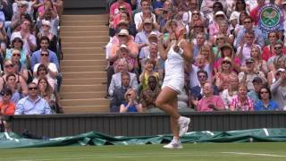 Wimbledon 2016 Ladies Final , Serena Williams vs Angelique Kerbe