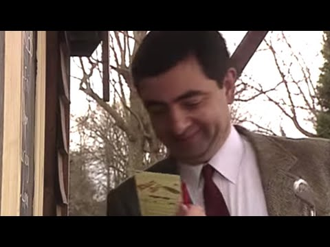 Tee Off, Mr. Bean | Part 4/5 | Mr. Bean Official