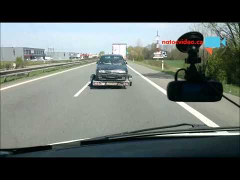 Rychlá jízda s vozíkem