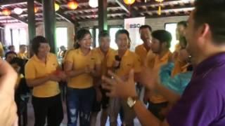 Teambuilding Đà Nẵng - Hội An - Team 1 Hát Bài Chòi