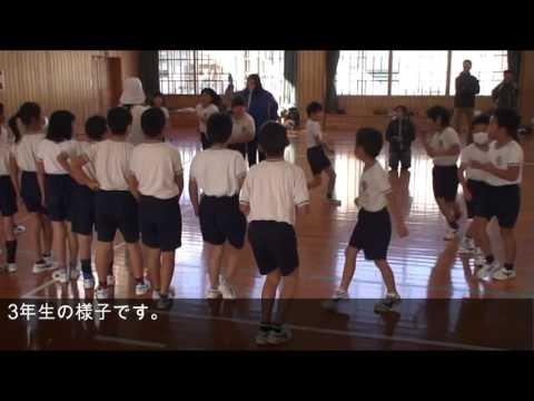 中霧島小学校 2017 長縄とび集会