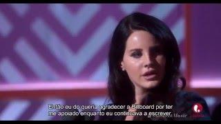 Lana Del Rey no Billboard Women In Music (Legendado)