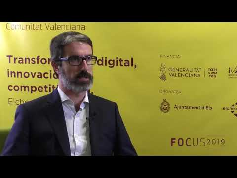 Justo Vellón Director de CEEI Castellón en Focus Pyme CV 2019[;;;][;;;]
