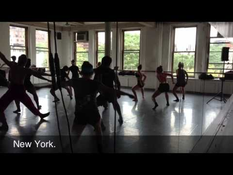 Dionna PridGeon's Choreography Reel