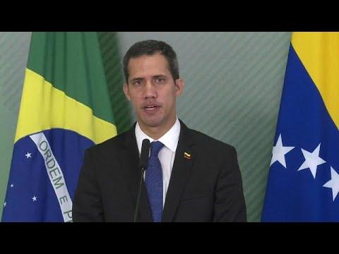Γκουαϊδο: «Θα επιστρέψω στη Βενεζουέλα παρά τις απειλες»…